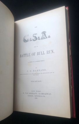 The C.S.A. and the Battle of Bull Run