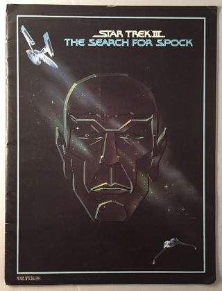 Star Trek III: The Search for Spock (Original Officially Licensed Movie Program). Harve BENNETT,...