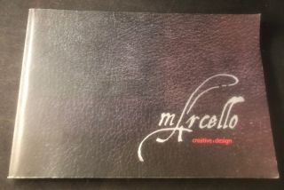 Creative & Design (Catalog of Work by Artist Marcelo Pena). Art, Design