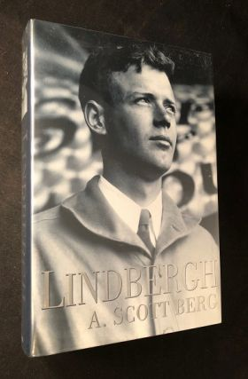 Lindbergh (SIGNED FIRST EDITION). A. Scott BERG
