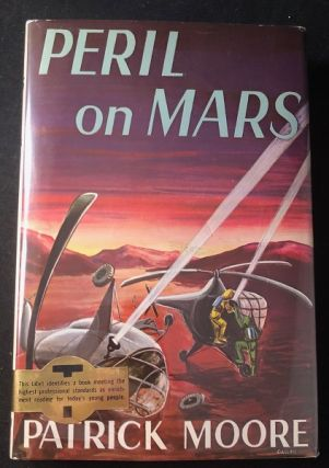 Peril on Mars (SAMPLE ROOM COPY). Patrick MOORE