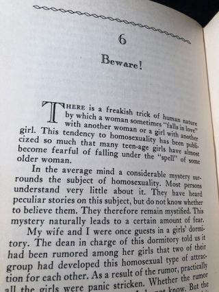 On Becoming a Woman (FIRST PRINTING)