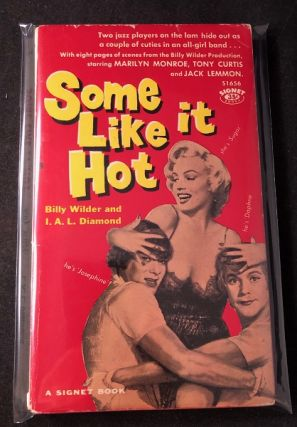 Some Like it Hot. Billy WILDER, I. A. L. DIAMOND