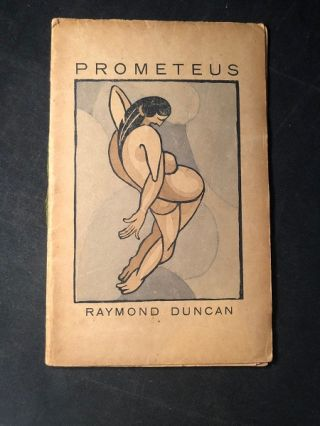 Prometheus (Les Grands Crucifies). Raymond DUNCAN