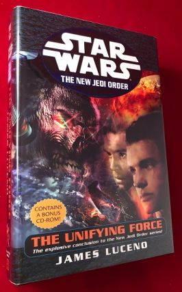 The Unifying Force (The New Jedi Order). James LUCENO