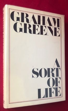 A Sort of Life. Graham GREENE