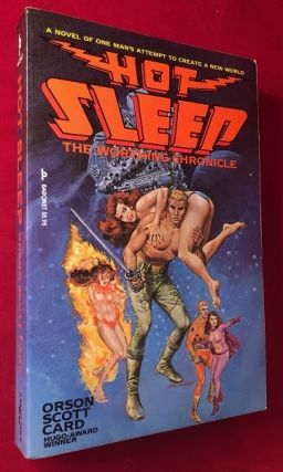 Hot Sleep: The Worthing Chronicle. Orson Scott CARD
