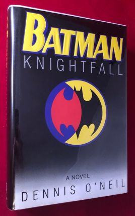 Batman: Knightfall (SIGNED 1ST