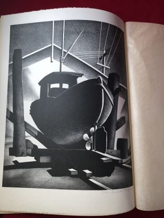 The Lithographs of Richard Day (#108/500 SIGNED COPIES)