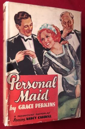 Personal Maid (KINGSPORT PRESS OFFICE FILE COPY). Grace PERKINS