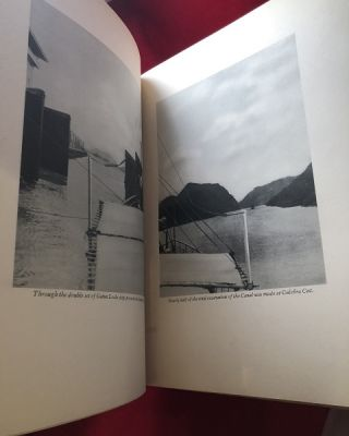 To Galapagos on the Ara, 1926. The events of a pleasure cruise to the Galapagos Islands and a classification of a few rare aquatic findings, including two specimens of a new species of shark never caught before and here described for the first time.; LTD TO 500 COPIES!