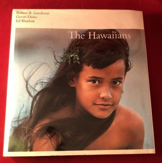 The Hawaiians (SIGNED BY BOTH AUTHORS). Ed SHEEHAN, Gavan DAWS
