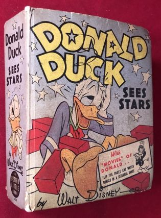 Donald Duck Sees Stars. Walt DISNEY