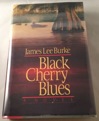 Black Cherry Blues. Detective, Mystery