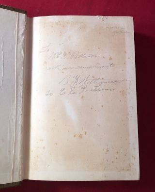Prison Life in the Old Capitol and Reminiscences of the Civil War (SIGNED BY ILLUSTRATOR)