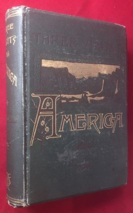 Three Visits to America (Early Equal Rights Advocate). Emily FAITHFULL