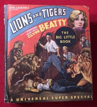Lions and Tigers - Universal Movie Edition. Carl LAEMMLE