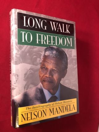 Long Walk To Freedom (FIRST AMERICAN PRINTING). Nelson MANDELA
