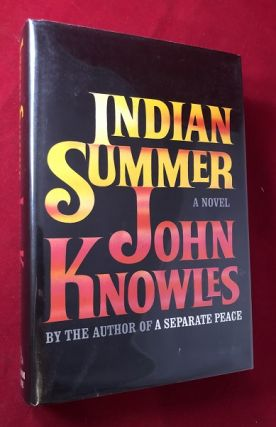 Indian Summer. John KNOWLES
