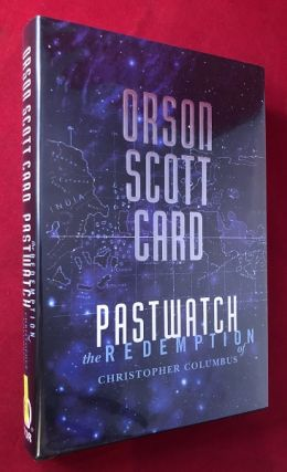 Pastwatch: The Redemption of Christopher Columbus SIGNED 1ST); Homecoming: Volume 2. Orson Scott...