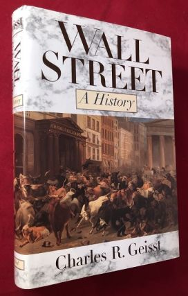 Wall Street: A History. Charles GEISST