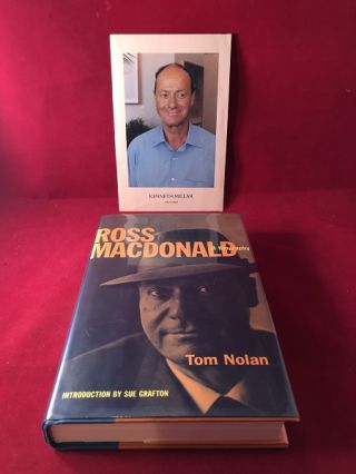 Ross Macdonald: A Biography (w/ Kenneth Millar Tribute by Ralph Sipper). Tom NOLAN, Sue GRAFTON
