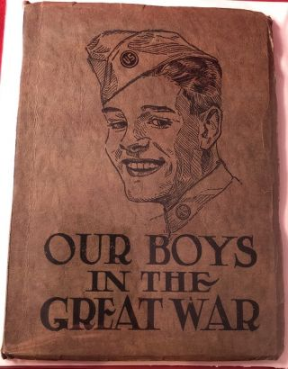 History & Rhymes of our Boys in the Great War. Buck Private O'NEIL
