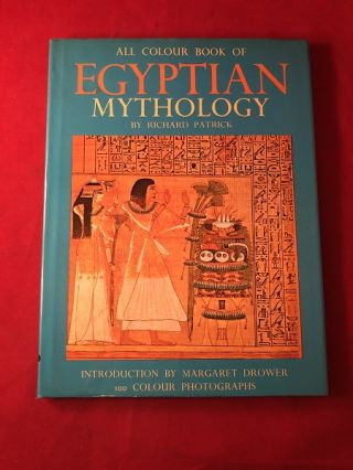 All Colour Book of Egyptian Mythology. Richard PATRICK