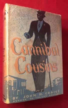 Cannibal Cousins (SIGNED 1ST PRINTING). John H. CRAIGE