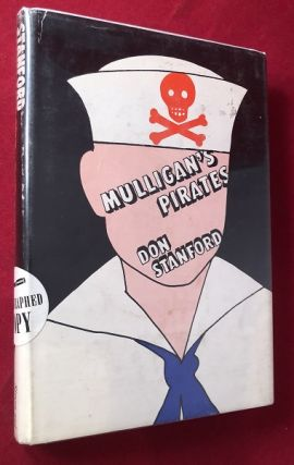 Mulligan's Pirates (SIGNED 1ST PRINTING). Don STANFORD