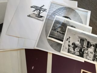 LATITUDE: How American Astronomers Solved the Mystery of Variation (AUTHOR ARCHIVE INCLUDING PERSONAL PHOTOGRAPHS USED IN BOOK)
