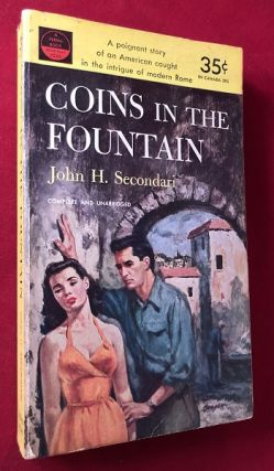 Coins in the Fountain (1st PB). John H. SECONDARI