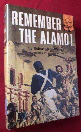 Remember the Alamo [Landmark Series] - SIGNED BY ROBERT PENN WARREN. Robert Penn WARREN