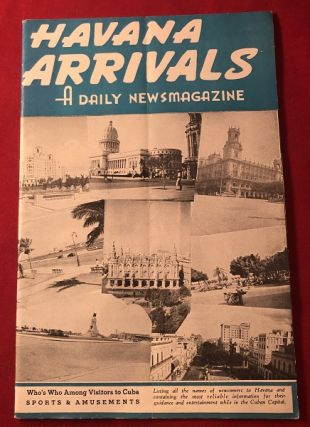 Havana Arrivals - A Daily Newsmagazine [February 6, 1949