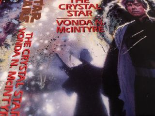 The Crystal Star SIGNED Paperback Cover PROOF