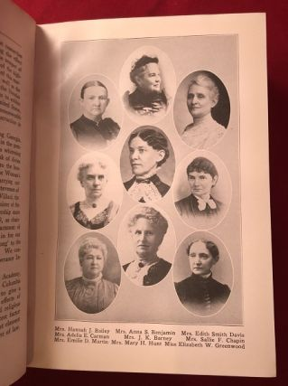 WOMEN TORCH-BEARERS: THE STORY OF THE WOMAN'S CHRISTIAN TEMPERANCE UNION