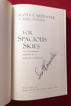 For Spacious Skies (SIGNED 1ST)