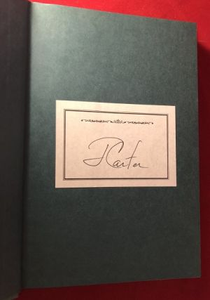 Turning Point (SIGNED BY CARTER)