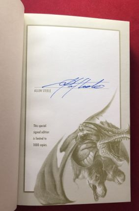 The Last Science Fiction Writer (SIGNED/LTD)