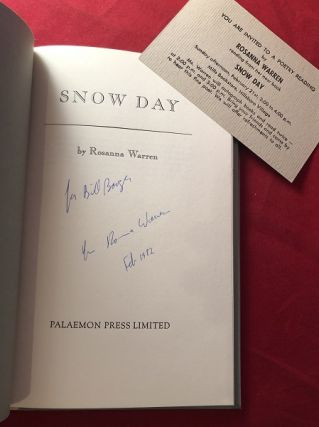 Snow Day (SIGNED 1ST)