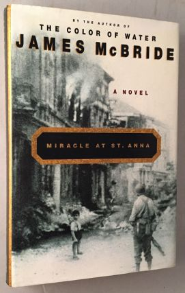 Miracle at St. Anna. Film Related, James MCBRIDE.