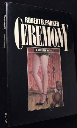 Ceremony (SIGNED FIRST EDITION). Detective, Mystery