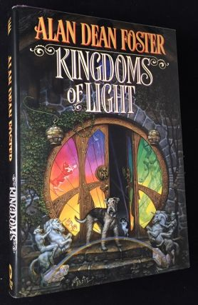 Kingdoms of Light (SIGNED FIRST EDITION). Science Fiction, Alan Dean FOSTER.