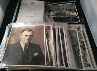 Archive of over 45 Photographs from the Collection of Harold Colee, Long-time VP of the Florida...